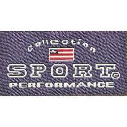 Thermocollant étiquette sport - 1000