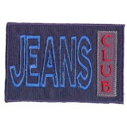 Thermocollant étiquette Jeans - 1000