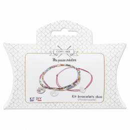Kit bracelets duo femme Com'1 Idée - 1000