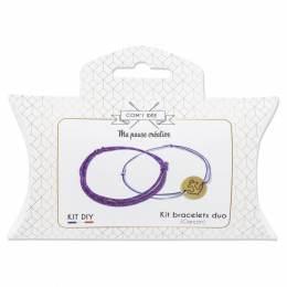 Kit bracelets duo enfant Com'1 Idée - 1000