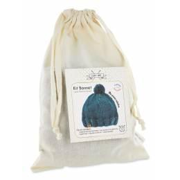 Kit tricot pour bonnet de laine Com'1 Idée - 1000