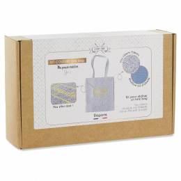 Kit tote bag en tissu Liberty Com'1 Idée - 1000