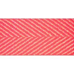 Ruban zigzag neon pink 15mm - 101