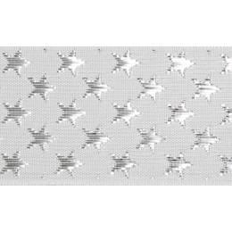 Ruban galaxy blanc 10mm - 101