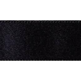 Ruban chausson de danse satin black 15mm - 101