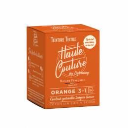 Teinture textile Haute Couture orange - 103