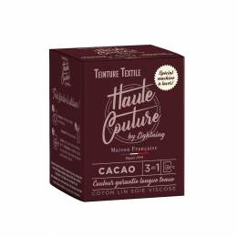 Teinture textile Haute Couture cacao - 103