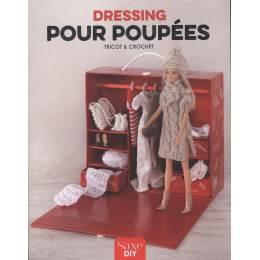 Dressing pour poupées tricot & crochet - 105