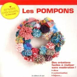 Les pompons -envies créatives - 105