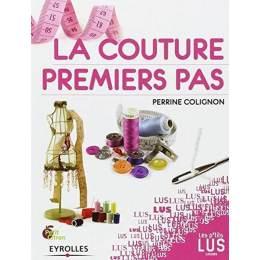 Livre La couture premiers pas - 105