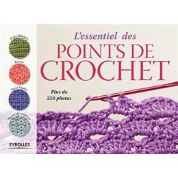 Livre L'essentiel des points de crochet - 105