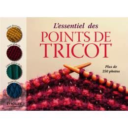 L'essentiel des points de tricot - 105