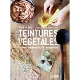 Livre Teintures végétales - 105