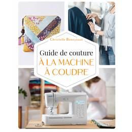 Livre Guide de couture à la machine à coudre - 105