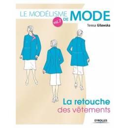 Livre Le Modelisme de Mode vol 7 - 105
