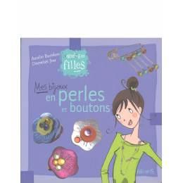 Livre bijoux en perles et boutons - 105