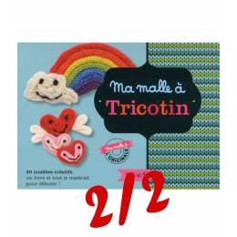 Ma Malle à tricotin (tva 20%) - 105