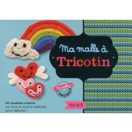 Ma Malle à tricotin (tva 5,5%) - 105