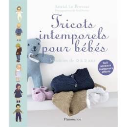 Livre Tricots Intemporels pour Bébés - 105