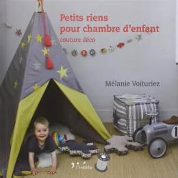 Livre Petits riens pour chambre d'enfant - 105