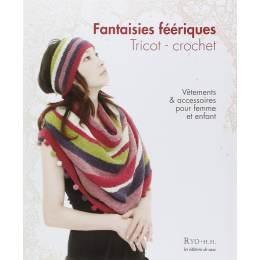 Fantaisies féériques tricot crochet - 105