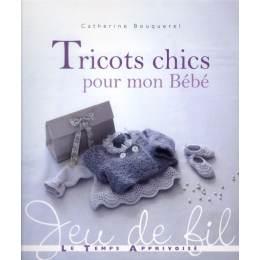 Livre Tricots chics pour mon bebe - 105