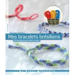 Livre mes bracelets bresiliens - 105