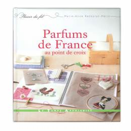 Livre parfums de france au point de croix - 105
