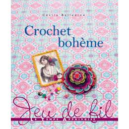 Livre Crochet bohème - 105