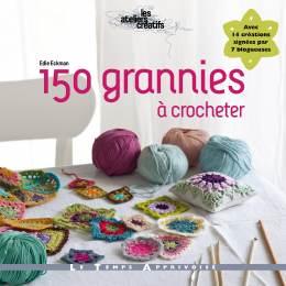 Livre 150 grannies à crocheter - 105