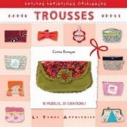 Livre Trousses, 10 modéles 30 créations - 105