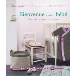 Livre Bienvenue à mon bébé - 105
