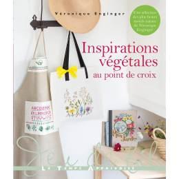 Inspirations végétales au point de croix - 105