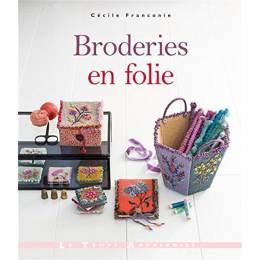 Broderies en folie-cécile franconie - 105