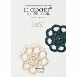 Livre Le crochet en 180 point - 105