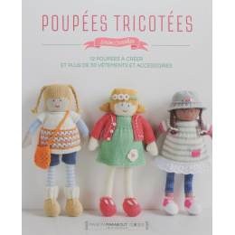 Poupées tricotées - 105