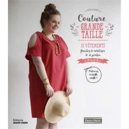Livre Couture grande taille - 105