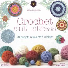 Livre Crochet anti stress - 105