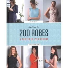 200 robes à partir de 20 patrons - 105