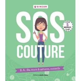 Livre Sos couture - Trucs et astuces - 105