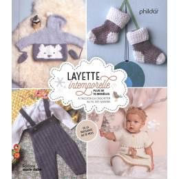 Layette intemporelle plus de 70 modèles - 105