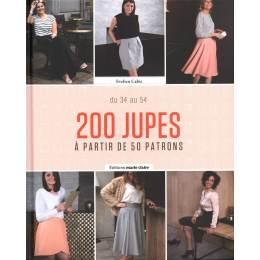200 jupes à partir de 50 patrons - 105