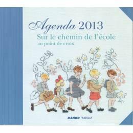 Livre agenda 2013 sur le chemin de l'école - 105