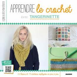 Apprendre le crochet avec tangerinette - 105