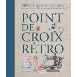 Point de croix rétro-v enginger - 105