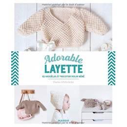 Livre Adorable Layette - 105