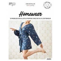 Homewear 15 modèles douillets à porter chez soi - 105