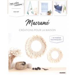 Macramé-créations pour la maison - 105