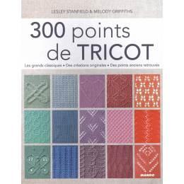 300 points de tricot-les grands classiques - 105