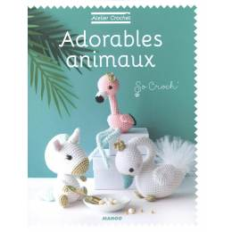 Atelier crochet-adorables animaux - 105